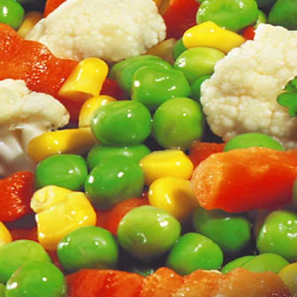 Gemüse Buttergemüse Juetro Tiefkühlkost