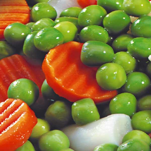 Gemüse Leipziger Allerlei Jütro TIefkühlkost