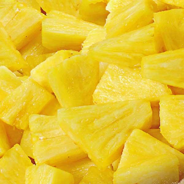 Obst Ananas Jütro Tiefkühlkost