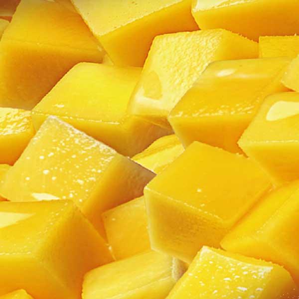 Obst Mango Jütro Tiefkühlkost