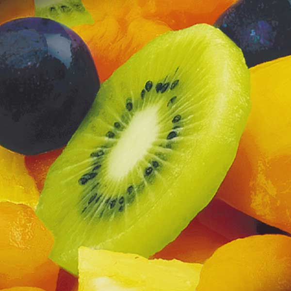 Obst tropische Obstmischung Jütro Tiefkühlkost
