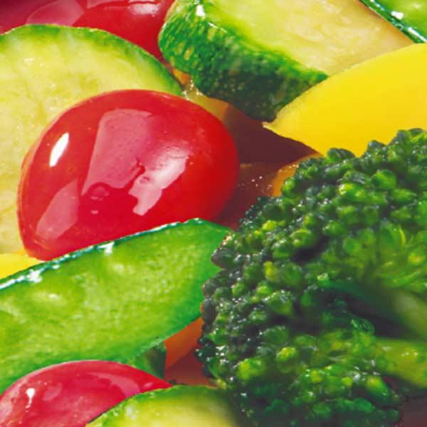 Fertiggerichte Gemüsemischung Italienische Art Jütro Tiefkühlkost
